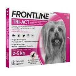 Frontline Tri-Act 6 Pip....