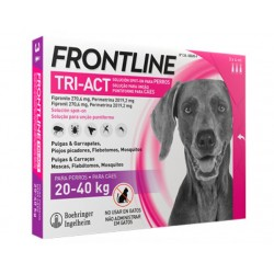 Frontline Tri-Act 6 Pip. 20-40 kg.