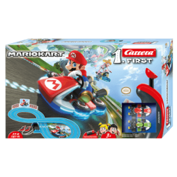 PISTA FIRST MARIO KART CARRERA
