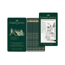 FABER CASTELL C/12 9000...