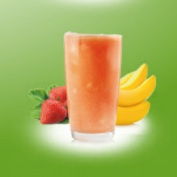 Smoothie Red Banana