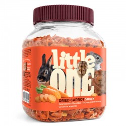 Little One Snack Zanahoria 200 gr.