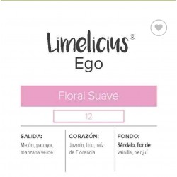 Perfume Mujer Limelicius Ego