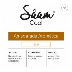 Perfume hombre Saam Cool